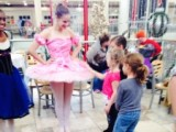 RCYBE: Little girls love ballerina tutu's
