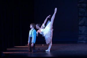 """River City Youth Ballet performance of """"The Snow Queen"""""""